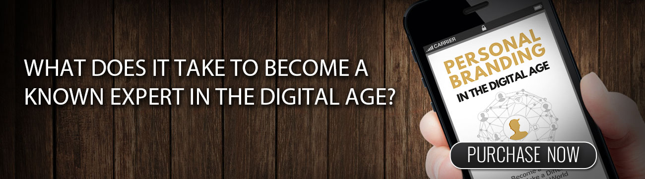 Personal Branding in the Digital Age Book — Personal